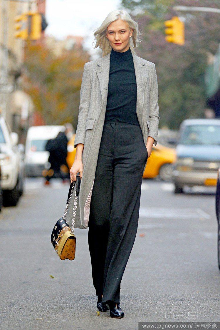 超模 Karlie Kloss。圖/達志影像