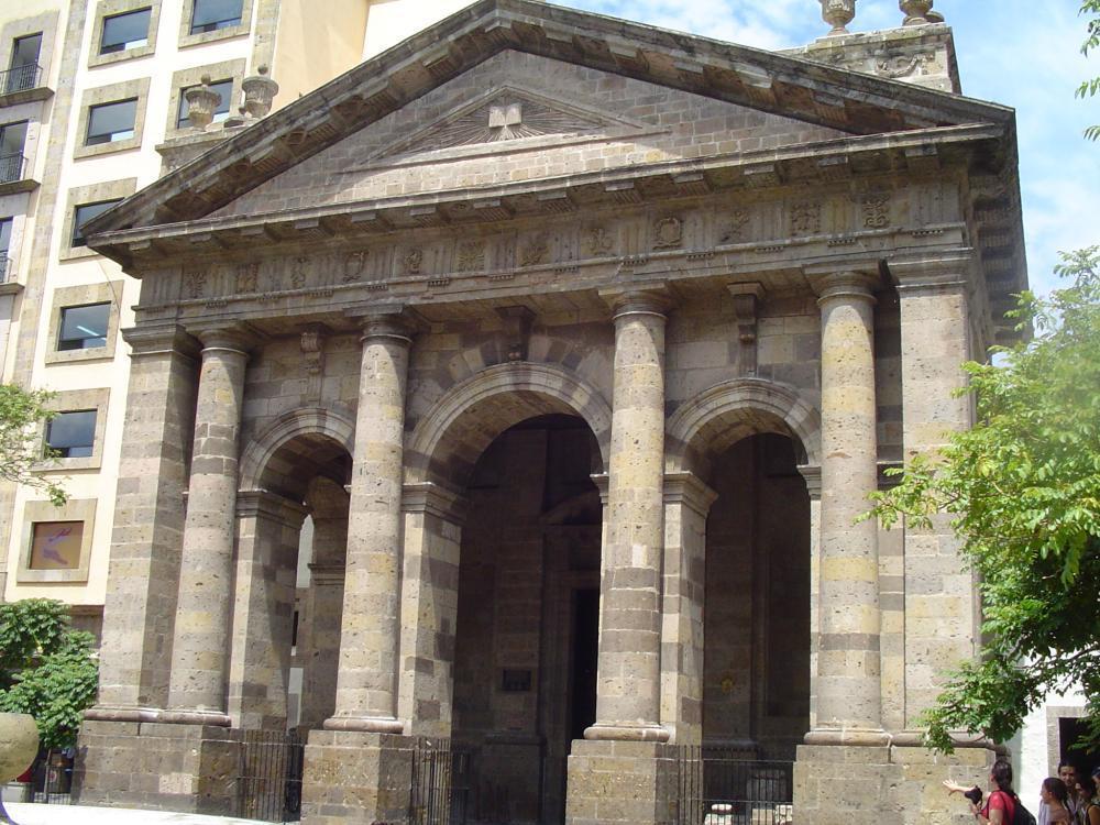 瓜達拉哈拉大學。 /Wikipedia