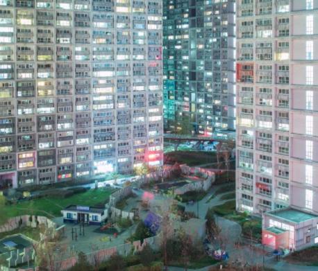 三萬人北漂的蜂巢「北京像素」,將是北京市政府下一步大清退的對象。(中新網)