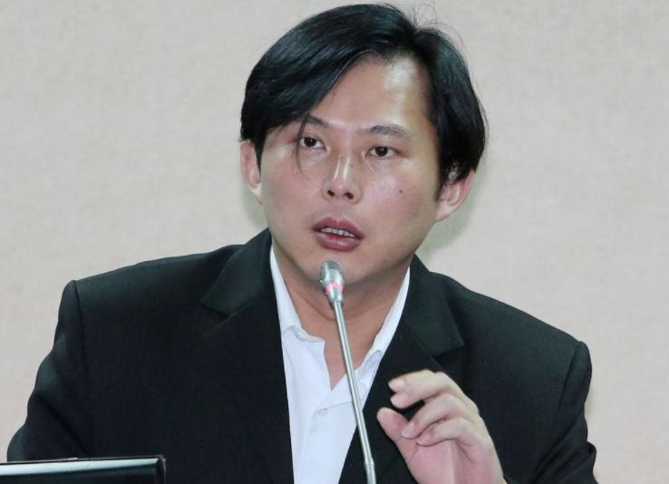 時代力量立法院黨團立委黃國昌。 聯合報系資料照。