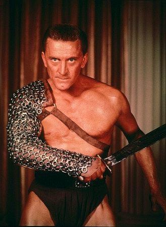 寇克道格拉斯主演的「萬夫莫敵」,是古裝史詩片的不朽經典。圖/摘自imdb