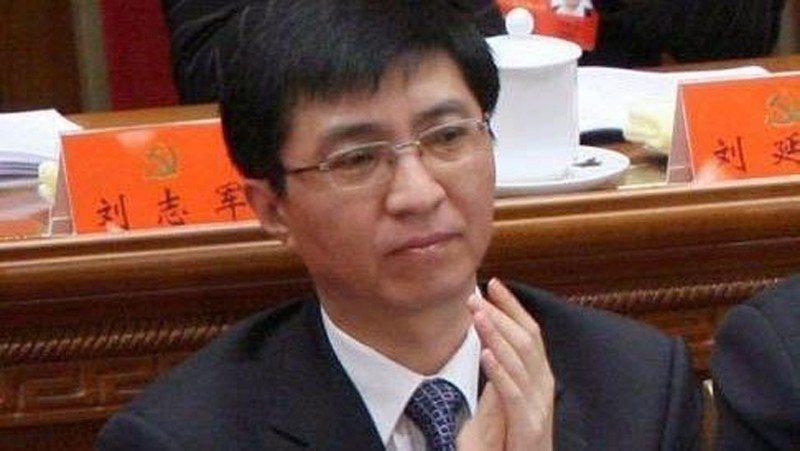 王滬寧(圖)為習近平提出的「中國夢」,是習時代中共執政的主旋律。 翻攝自網路