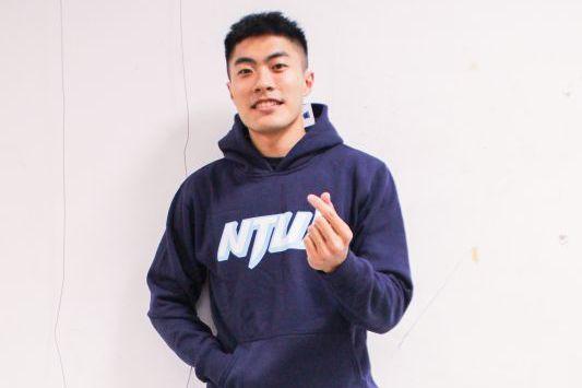 臺藝大隊長邱柏璋。 圖籃球筆記提供