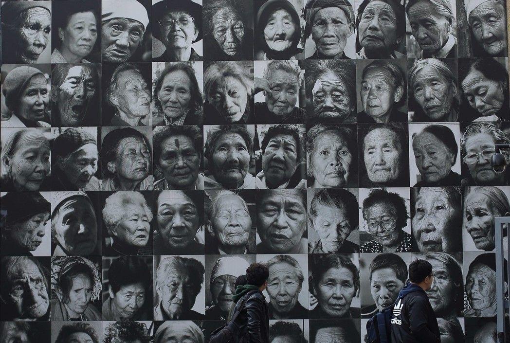 南京大屠殺80周年,不少國家都發起紀念活動。 中新社