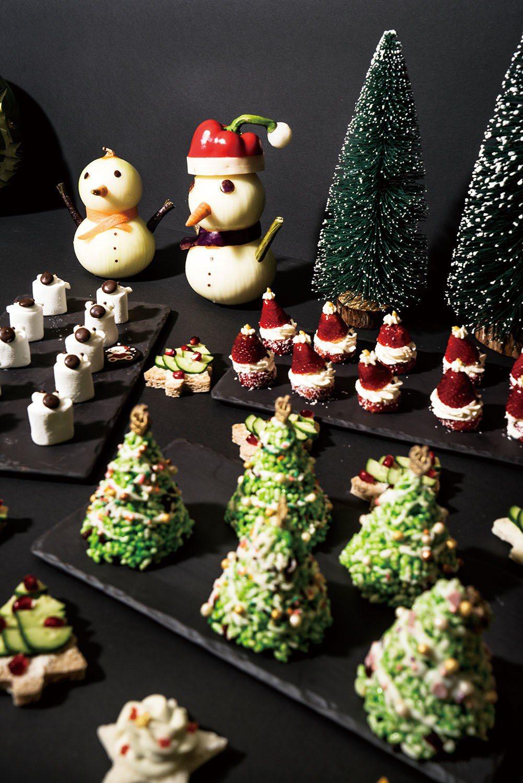 Christmas Rice Pop與Christmas Sandwich。 P...