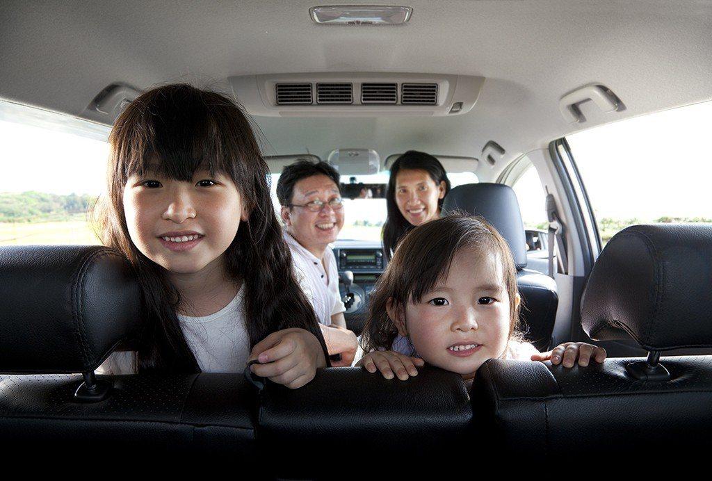 ▲家族旅遊包車超Easy。(圖/Tripbaa趣吧!達人帶路)