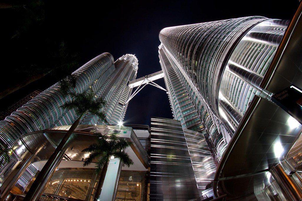 ▲馬來西亞-吉隆坡雙子星。(圖/Tripbaa趣吧!達人帶路)