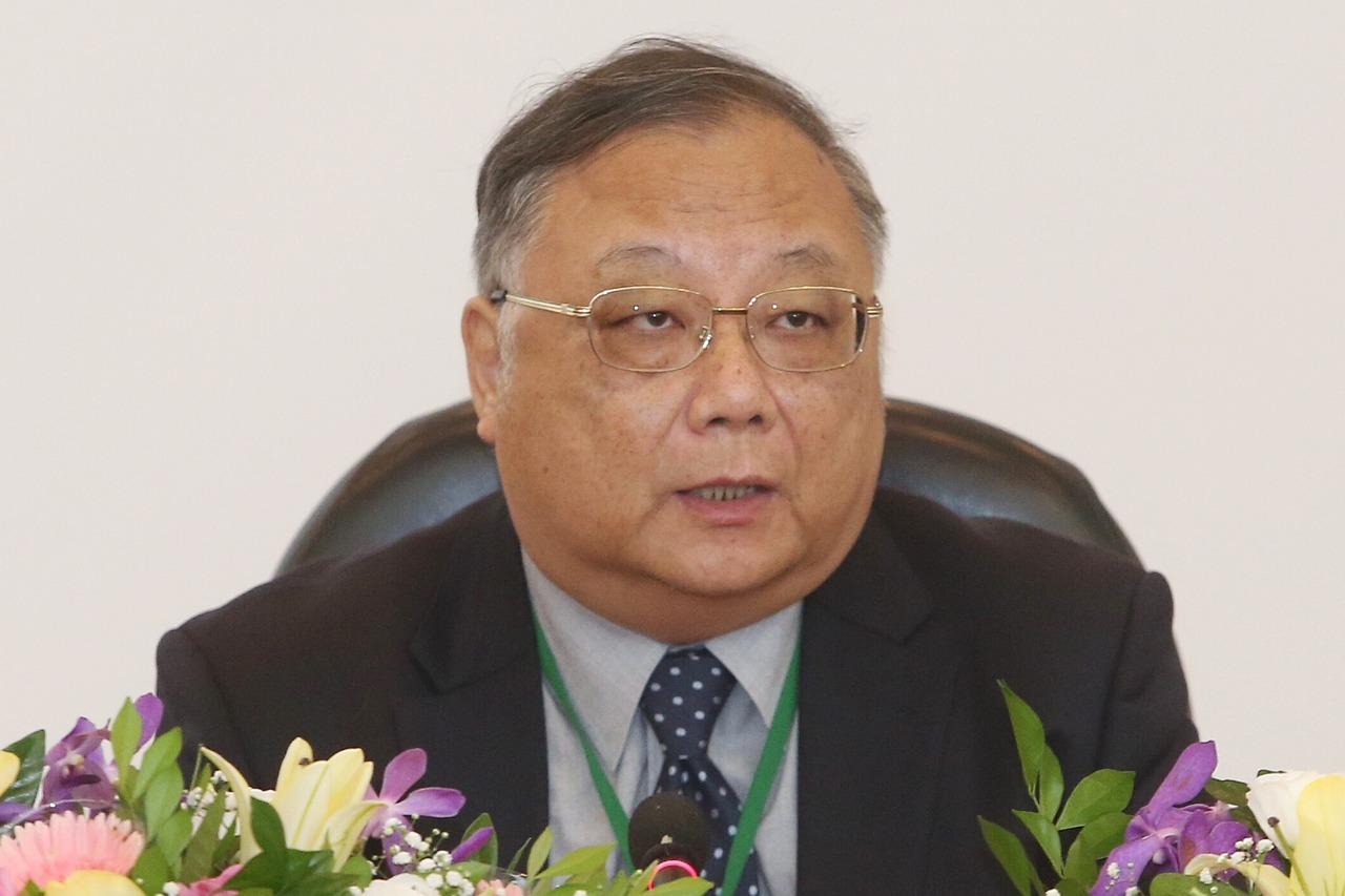 文化大學競爭力研究中心主任杜紫宸。圖/聯合報系資料照