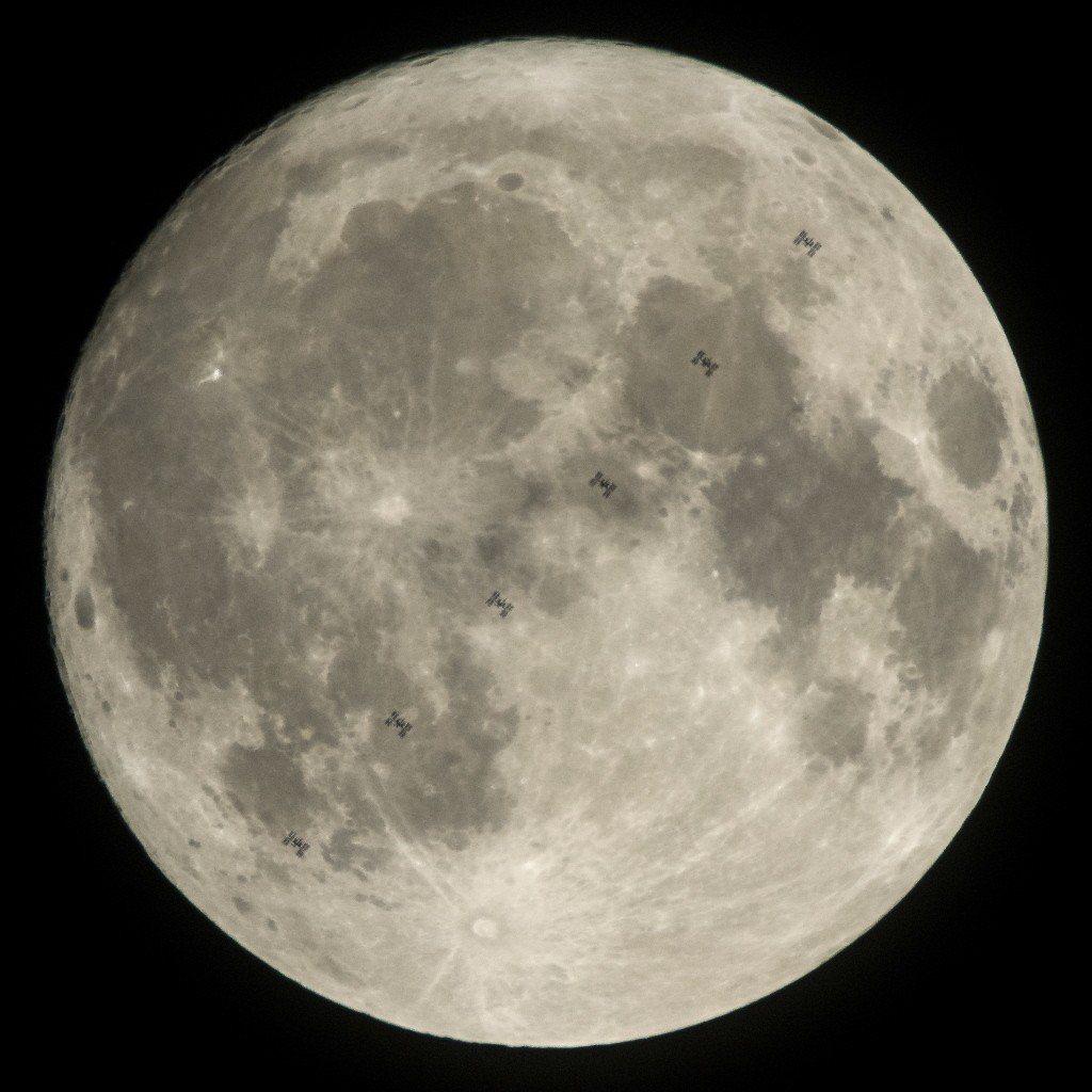 美國總統川普11日宣布要讓美國重返月球。專家表示,川普做此決定,不難理解是想開發...