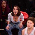 Bella Hadid簡單穿搭看籃球賽 好身材根本藏不住!