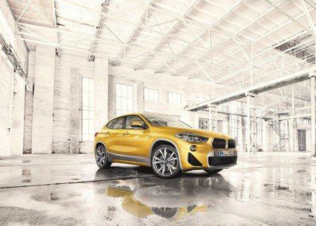 BMW公布車展陣容 X2舉辦私密賞車會