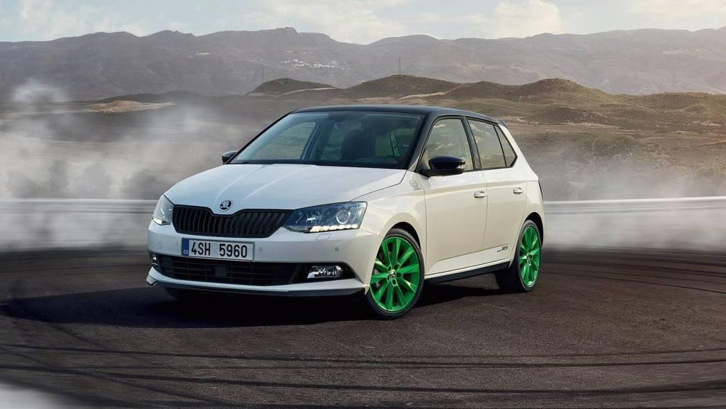 採限地限量販售,進一步提升該車的價值。 圖片來源:Skoda