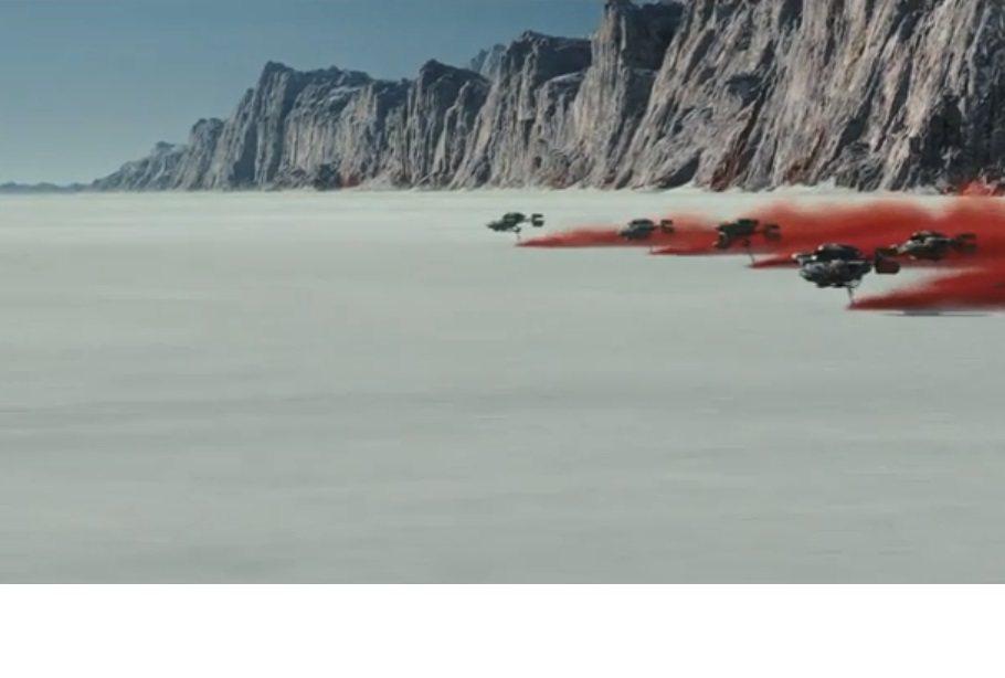 星際大戰「最後的絕地武士」(Last Jedi)本周上映,片中遙遠的新星球「Cr...