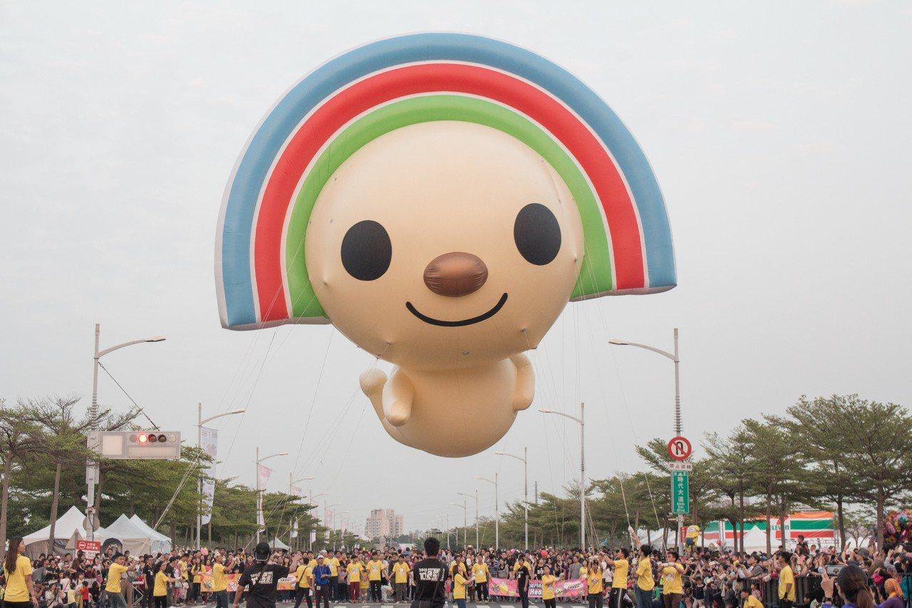 亞洲最大氣球盛會OPEN!大氣球遊行周六(16日)盛大登場,今年是第12屆,也是...