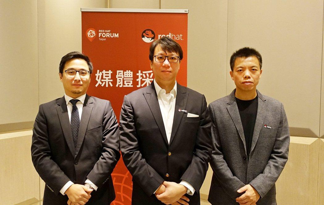 紅帽台灣、香港、澳門暨中國華南區區域總經理文志鋒。 圖/紅帽提供
