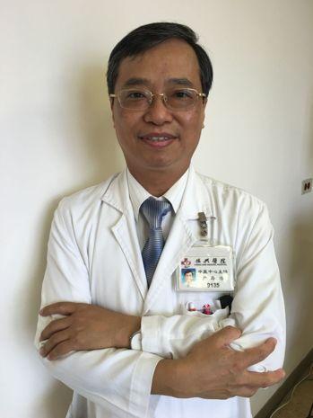 振興醫院神經內科主治醫師尹居浩。 報系資料照