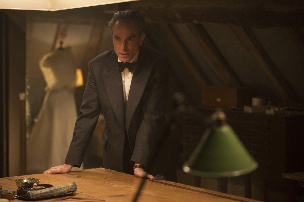 丹尼爾戴路易斯也沒能以號稱息影之作的「霓裳魅影」入圍美國演員工會獎。圖/美聯社