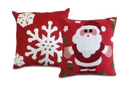 Power Sleep刺繡耶誕記憶抱枕原價7,200元,特價3,600元,買一送...