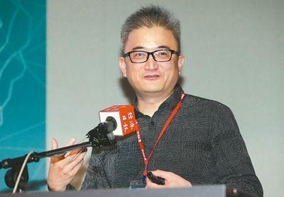 台灣人工智慧實驗室創辦人杜奕瑾。 本報資料照片 記者林俊良/攝影