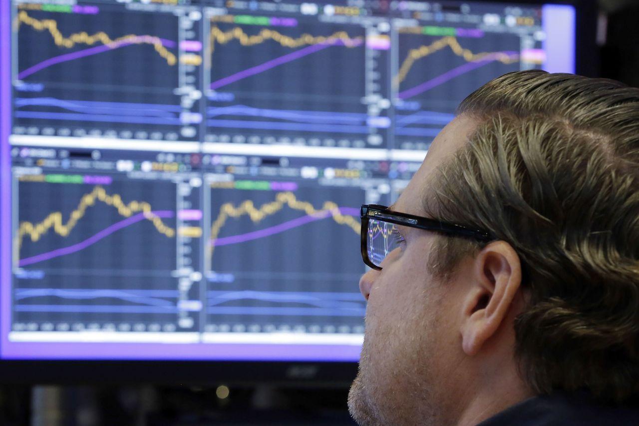 美銀美林預料股市下一波回檔不致爆發慘烈股災。(圖/美聯社)
