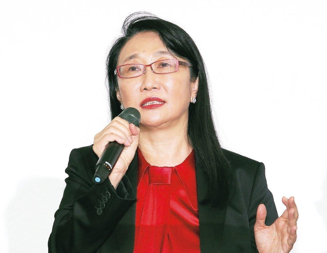 宏達電董事長王雪紅。 圖/聯合報系資料照片