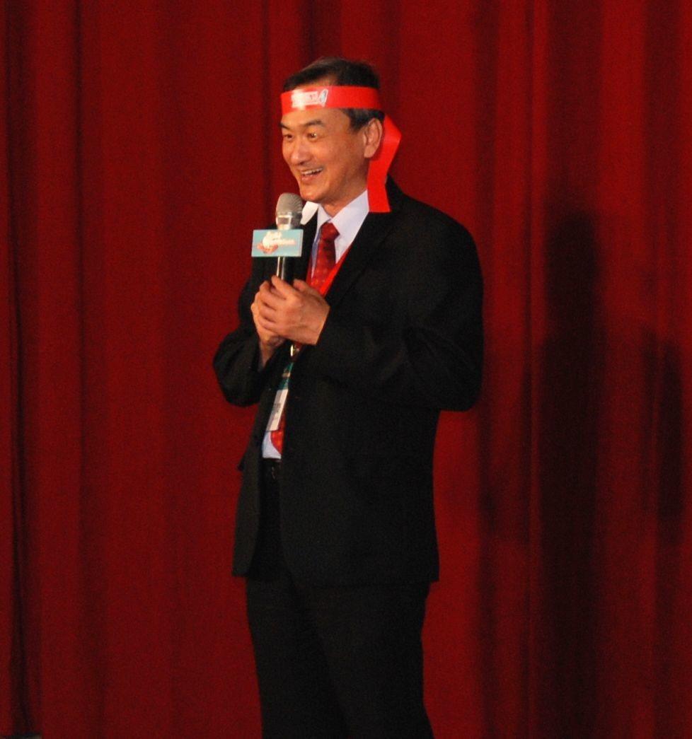 科技部政務次長蘇芳慶。 楊鎮州/攝影