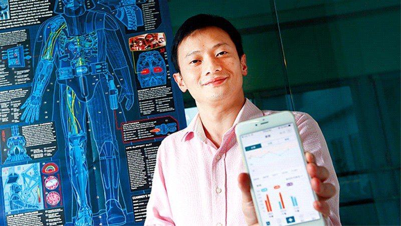 「選在台灣創業,我很幸運。」鄧居義說,台灣的專業醫護經驗,是他切入醫療科技領域的...