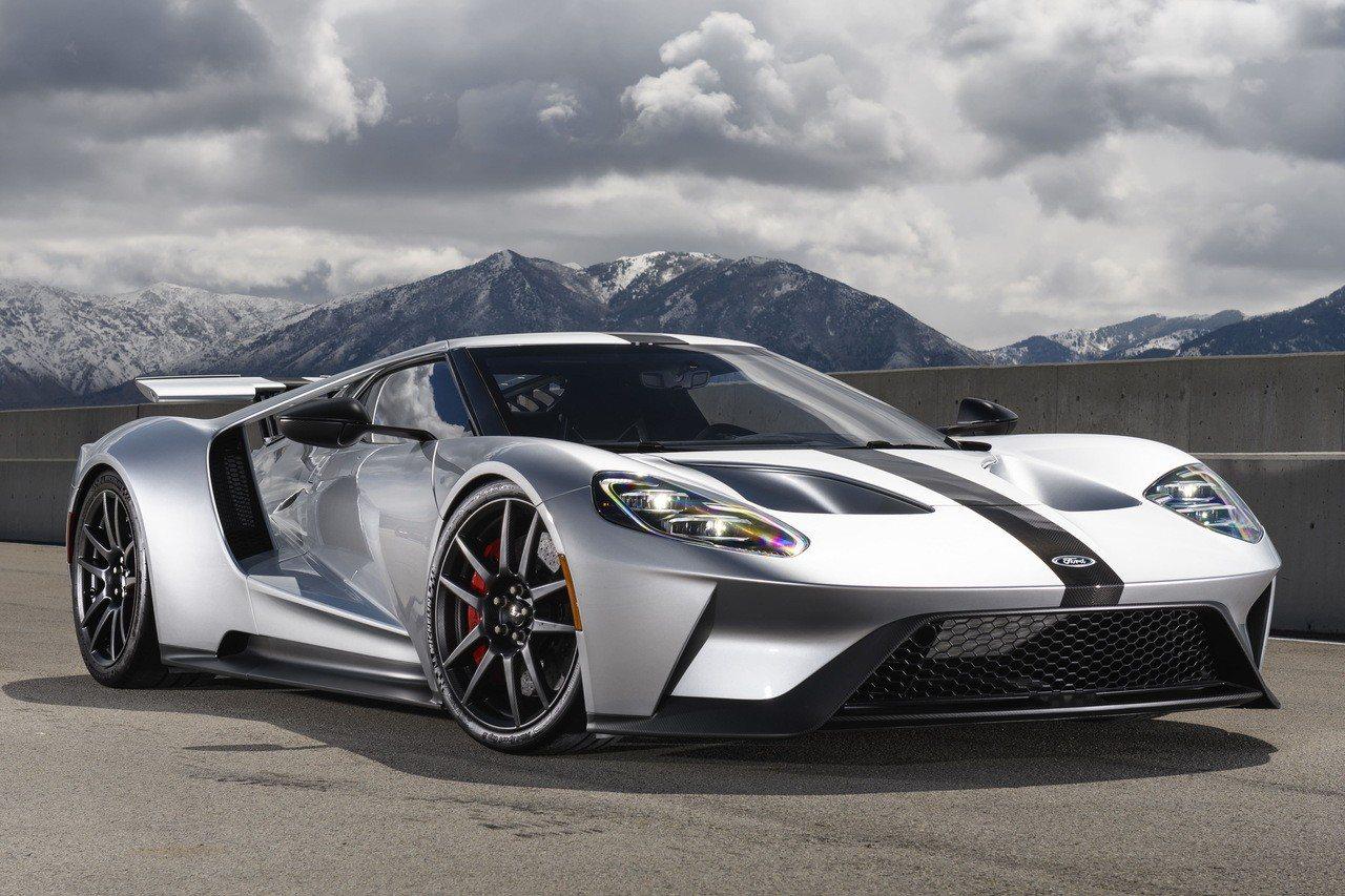 Ford GT超級跑車即將現身新車大展 | 話題新車 | 2018 台北車展 | 發燒車訊