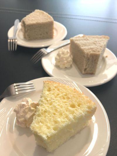 林清貴和施秀鑾為了兒子學做蛋糕,且不惜成本選用最好的食材。 記者吳淑玲/攝影