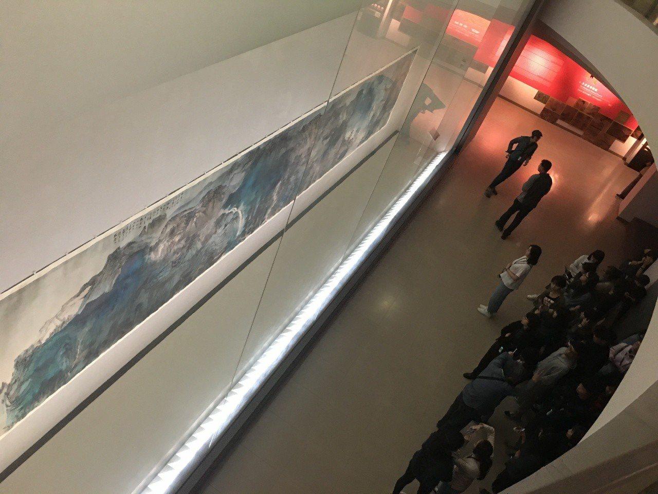 台北故宮展覽