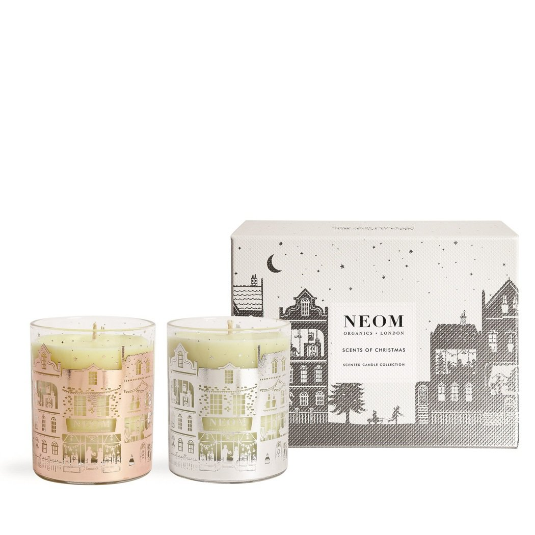 NEOM 2017耶誕氣息香氛禮盒,售價2,500元。圖/10/10提供