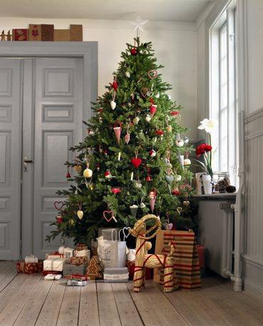 布置一棵耶誕樹,打造節慶氛圍零失敗。圖/IKEA提供
