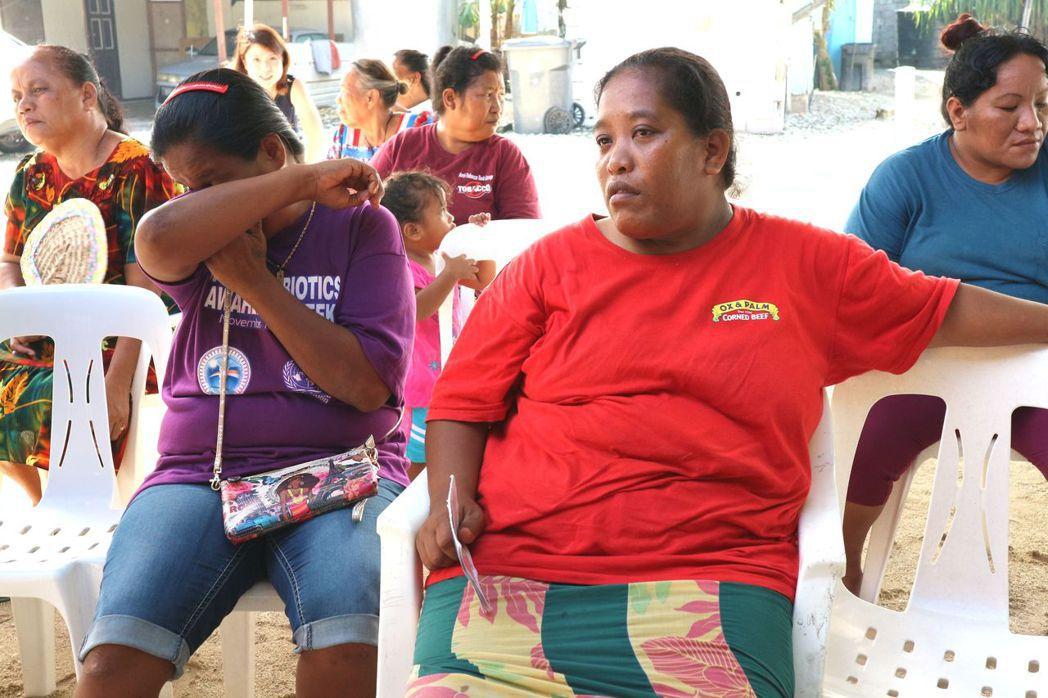 馬紹爾女性有7成以上「肥胖」,約6成女性罹患糖尿病。記者陳雨鑫/攝影