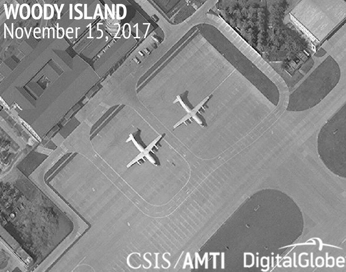 南海造島建礁,美智庫:中國沒罷休,今年新建設施面積29萬平方公尺。 美聯社