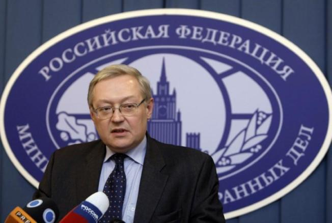 俄國副外交部長雷雅布可夫(Sergei Ryabkov)。 路透