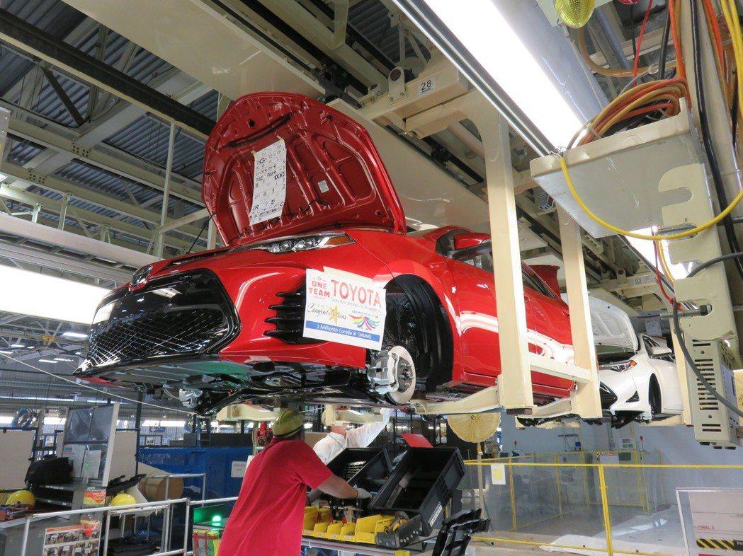 密西西比Toyota副廠長表示,員工就是工廠最好的資產。 摘自Toyota