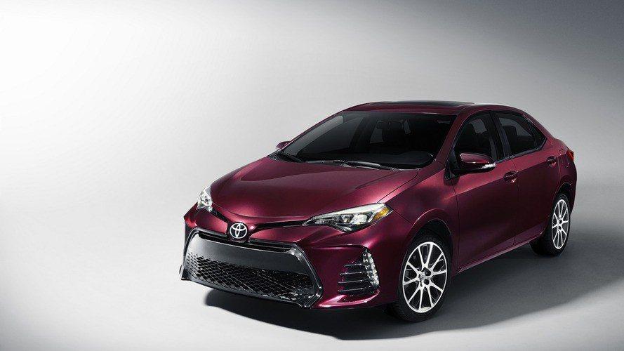 Toyota Corolla 50周年紀念特仕車。 摘自Toyota