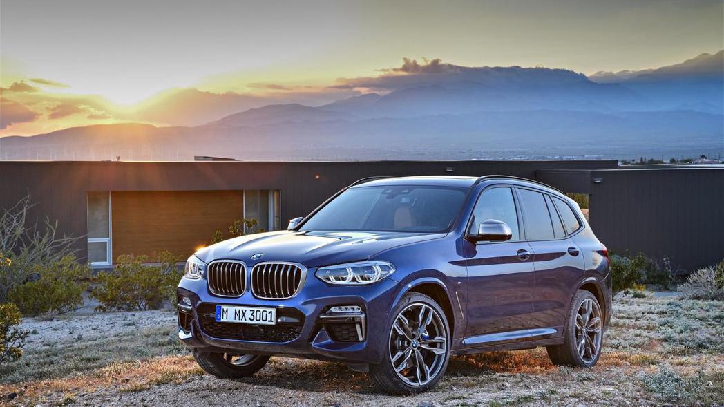全新BMW X3不曉得是否深得你心? 摘自BMW