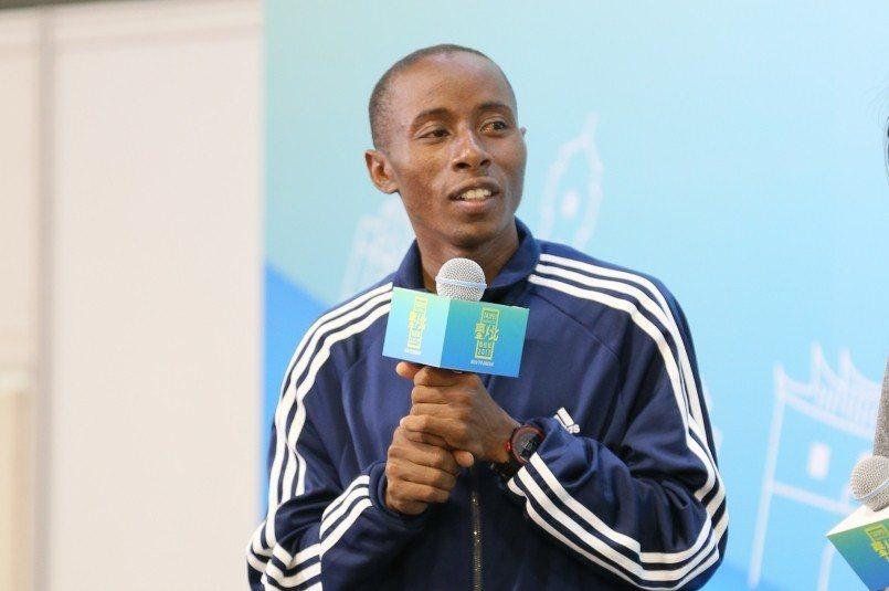 John Mwangangi 為本次的奪冠大熱門。 圖運動筆記提供