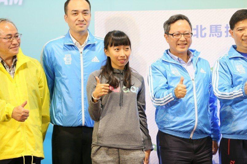 陳宇璿是本次台北馬女子組的指標人物。 圖運動筆記提供
