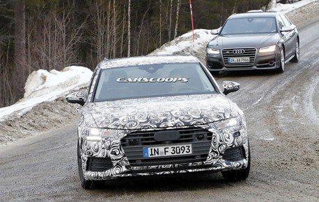 新世代Audi A6將導入Level 3自動駕駛技術?