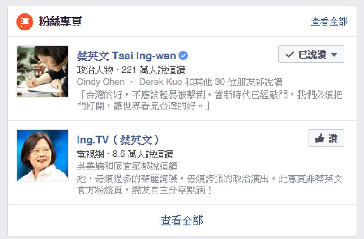 圖/蔡英文總統臉書