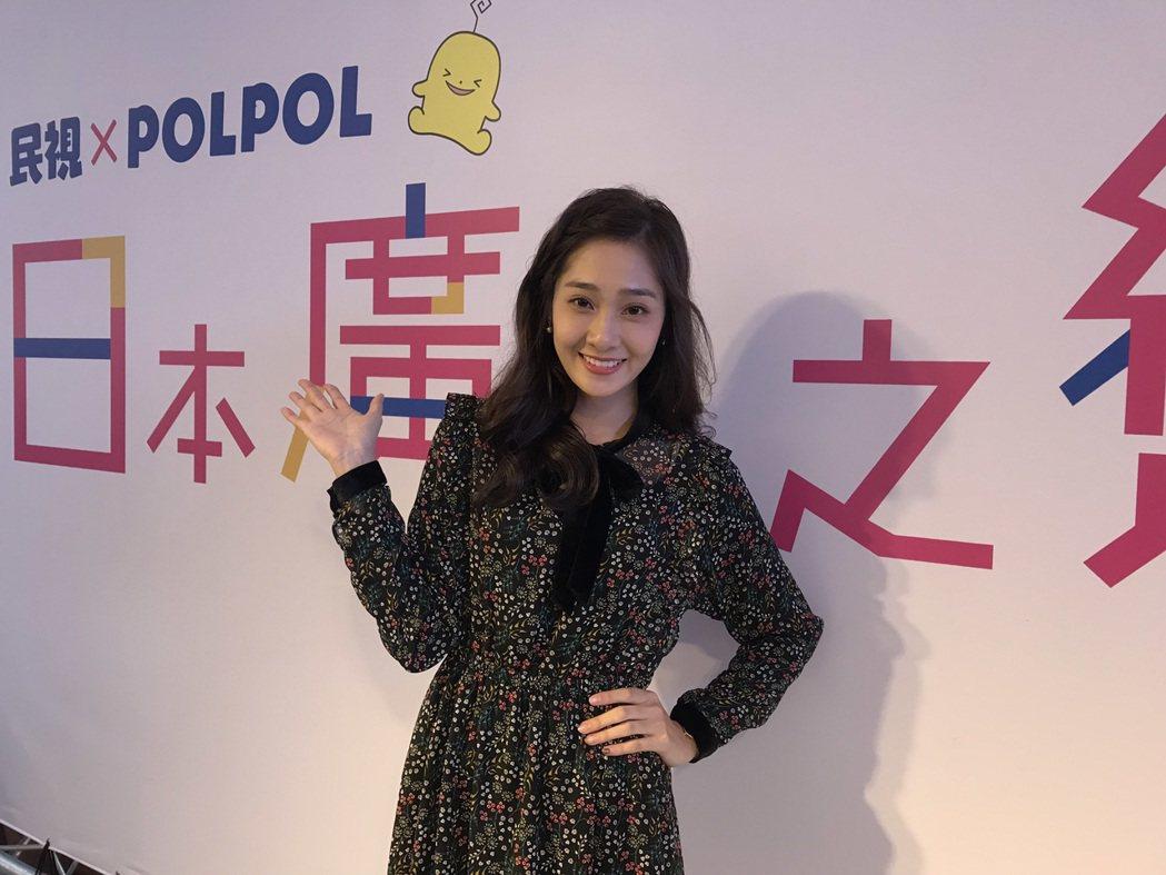 邱子芯因演出微電影「日本廣島之戀」贏得口碑。圖/民視提供