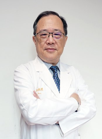 中華民國心律醫學會理事長 陳勉成