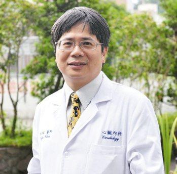 臺北醫學大學臨床醫學研究所教授、萬芳醫院心臟內科主治醫師 陳亦仁