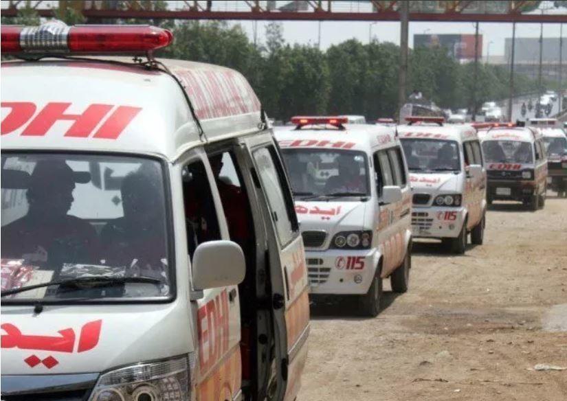 法新社報導,巴基斯坦一間教堂17日遭自殺炸彈客攻擊,已知至少造成5人死亡。圖擷自...