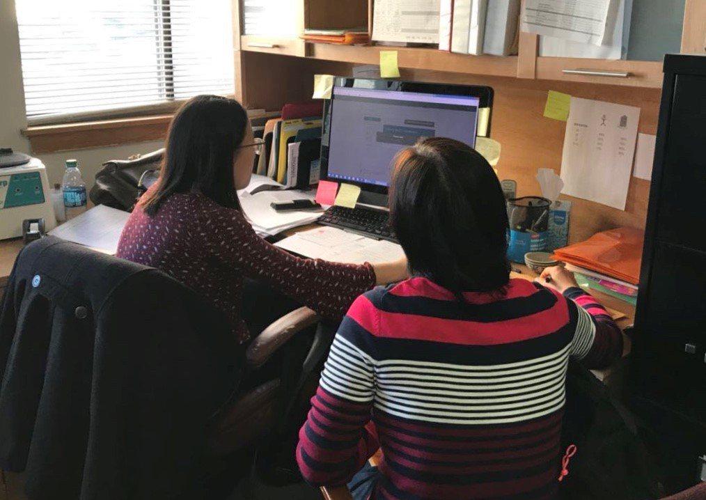 (頭條)伊州健保保戶 仍有機會重購新年度保險。 圖/黃惠玲提供