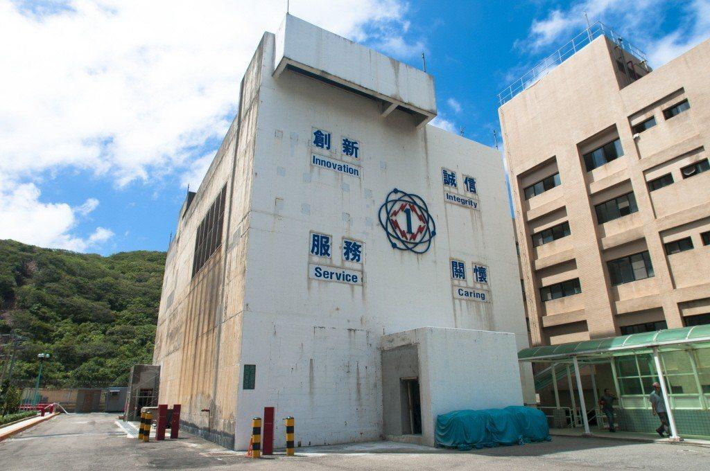 台電核一廠第五緊急柴油發電機房。 聯合報系資料照片/記者王騰毅攝影