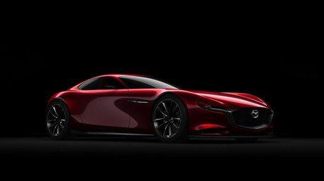 MAZDA RX-VISION首度來台現身車展 感受魂動之美