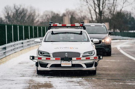 巨型自動駕駛車測試中心於密西根開幕